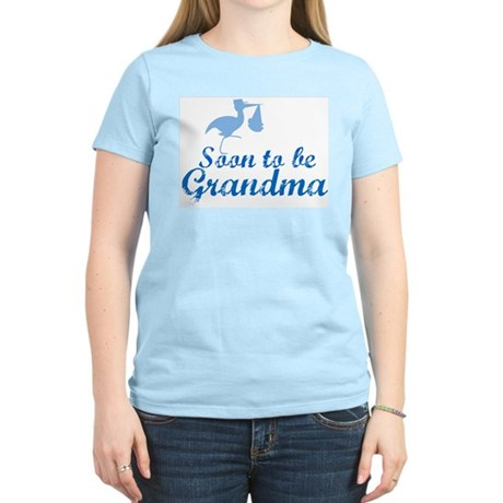 Soon to be Grandma Women's Light T-Shirt
