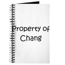 Funny Chang Journal