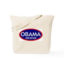barack obama in 2008 Tote Bag