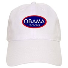 barack obama in 2008 Baseball Cap