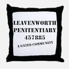 Leavenworth Throw Pillow