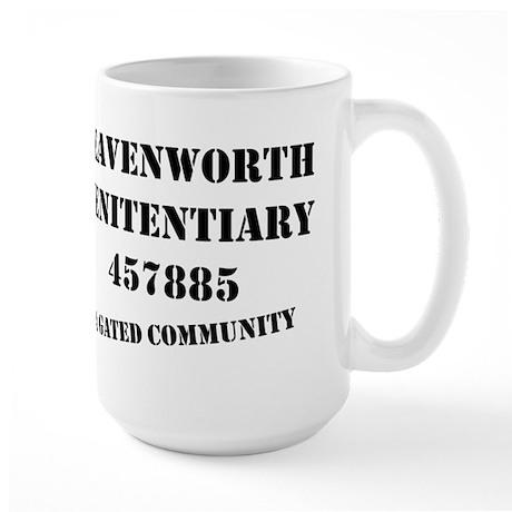 Leavenworth Large Mug