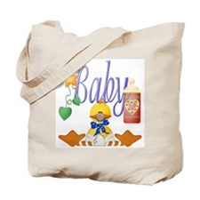 Baby Duck Tote Bag