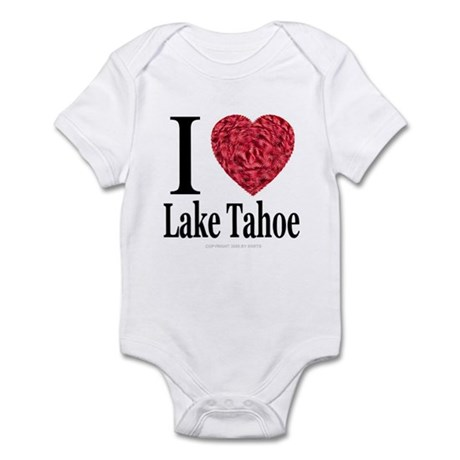 I Love Lake Tahoe Infant Creeper