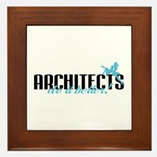 Architects Do It Better! Framed Tile