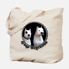Dogo Argentino Tote Bag