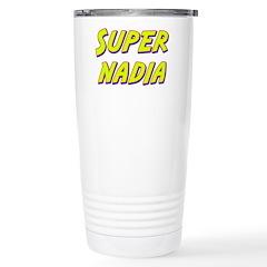 Super nadia Travel Mug