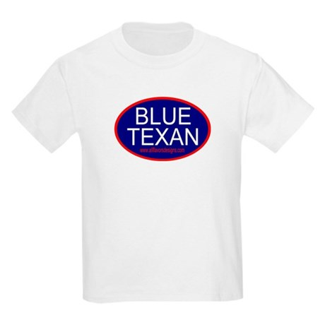 tx red state liberal Kids T-Shirt