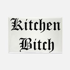 Kitchen Bitch Rectangle Magnet (100 pack)