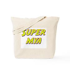 Super mya Tote Bag