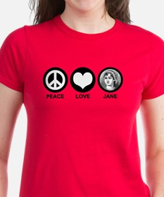 Peace Love Jane Tee