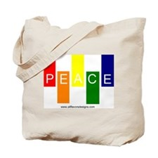 peace activist Tote Bag
