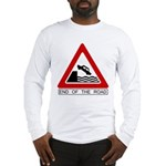 Cliff - End of the Road Long Sleeve T-Shirt