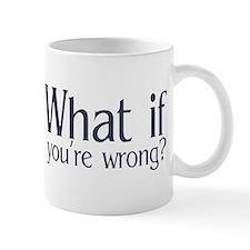 WhatIfWrong Mugs