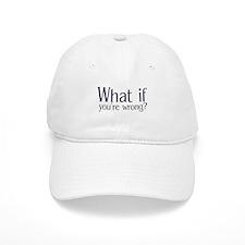Cute Question authority Baseball Cap