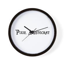 Pixie Aristocrat Wall Clock