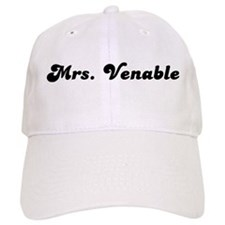 Mrs. Venable Baseball Cap