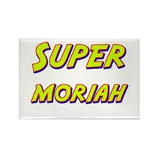 Super moriah Rectangle Magnet