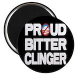 """Proud Bitter Clinger 2.25"""" Magnet (100 pack)"""