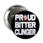 """Proud Bitter Clinger 2.25"""" Button (100 pack)"""