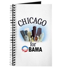 Chicago for Obama Journal