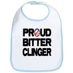 Proud Bitter Clinger Bib