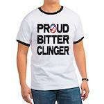 Proud Bitter Clinger Ringer T
