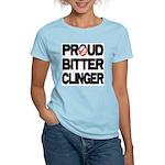 Proud Bitter Clinger Women's Light T-Shirt