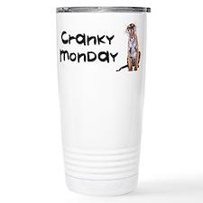 Cranky Monday Travel Mug