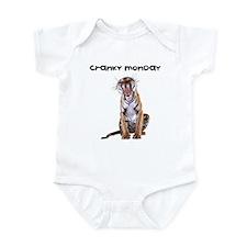 Cranky Monday Infant Bodysuit