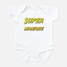 Super monique Infant Bodysuit