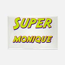 Super monique Rectangle Magnet