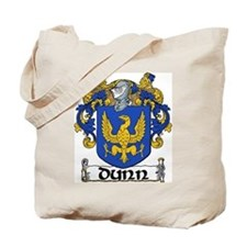 Dunn Coat of Arms Tote Bag