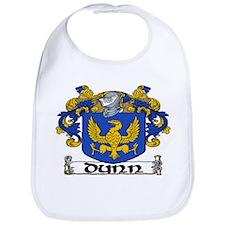 Dunn Coat of Arms Bib