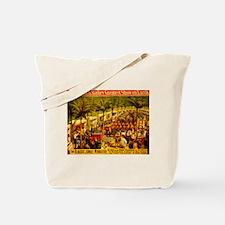 Barnum & Bailey (A) Tote Bag
