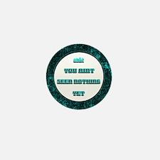 Unique Steward Mini Button