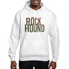 Rock Hound (Distressed) Hoodie