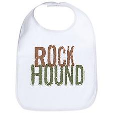 Rock Hound (Distressed) Bib