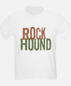 Rock Hound (Distressed) T-Shirt