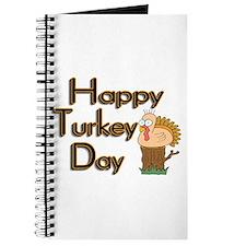 Happy Turkey Day Journal