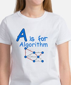 A is for Algorithm Tee