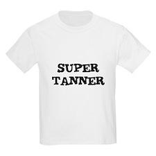 SUPER TANNER Kids T-Shirt