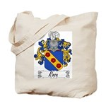 Rosa Family Crest Tote Bag