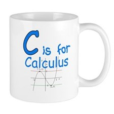 C is for Calculus Mug