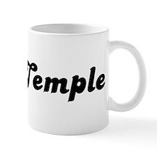 Mrs. Temple Mug