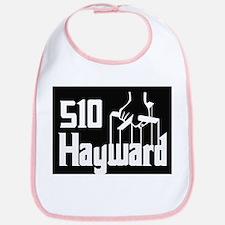 510 Hayward,Ca -- T-Shirt Bib