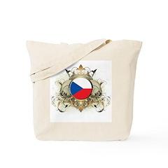 Stylish Czech Republic Tote Bag