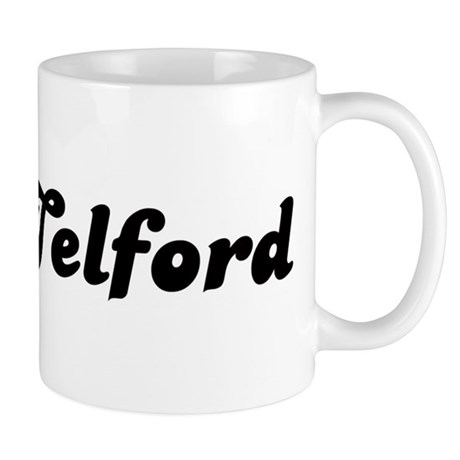Mrs. Telford Mug