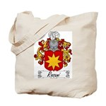 Rosani Family Crest Tote Bag