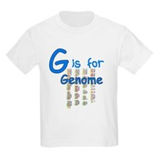 G is for Genome T-Shirt